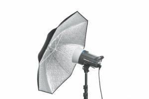 Schirmreflektor