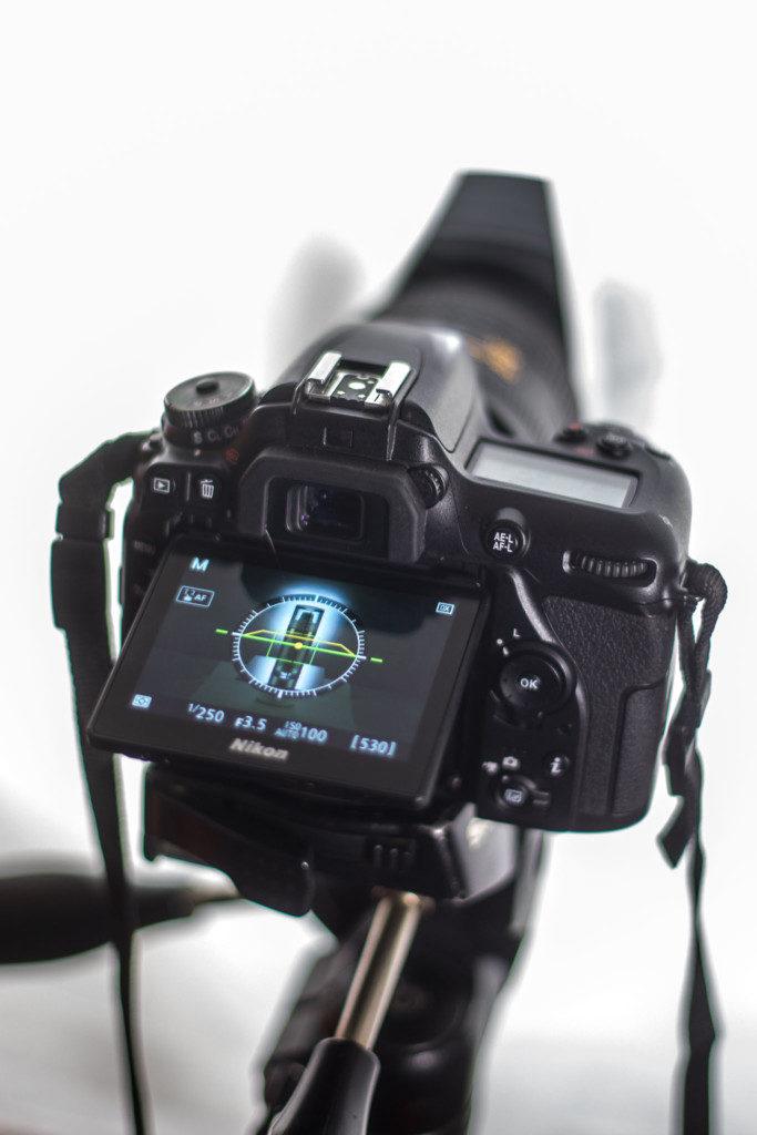 Spiegelreflexkamera D7500 von Nikon