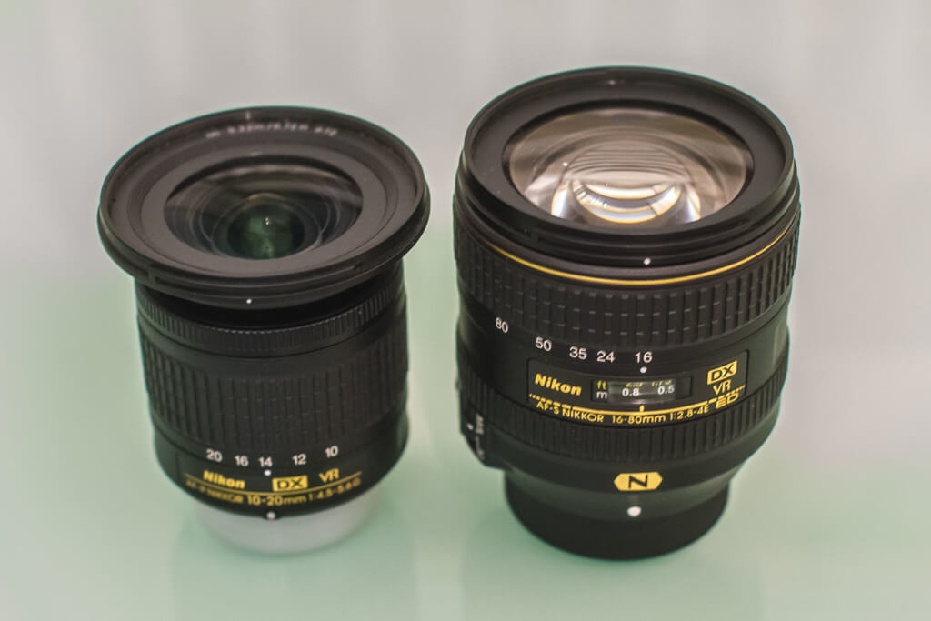 Nikkor 10-20mm 1:4.5-5.6G DX VR