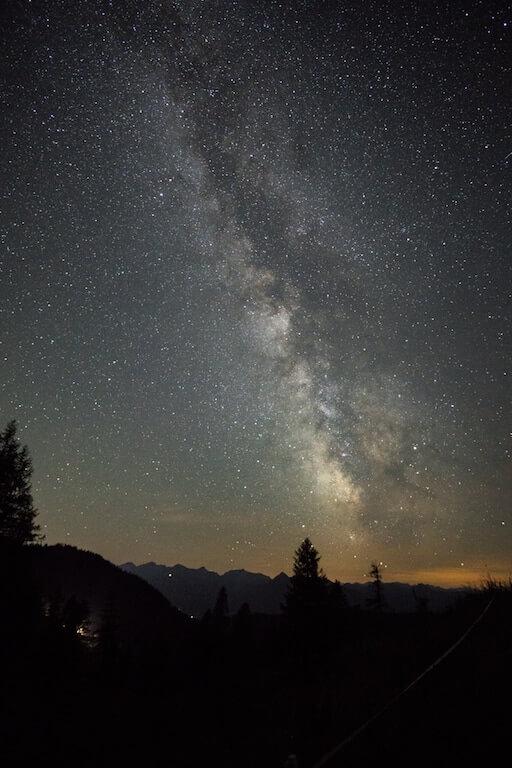 Milchstraße fotografieren: Einfluss der Jahreszeit