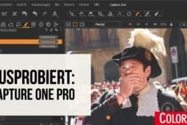 Capture One Pro Teaser