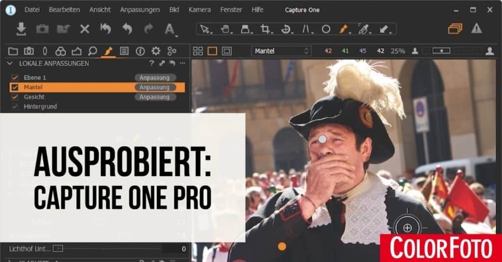 Ausprobiert: Capture One Pro