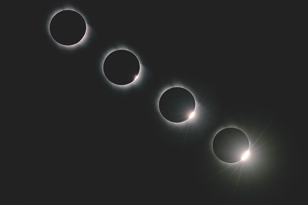 Sonnensfinsternis