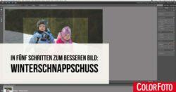 Winterschnappschuss Teaser