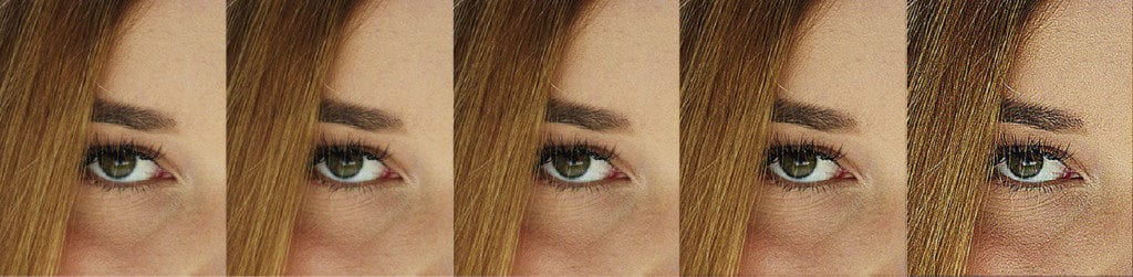 Beispiel Auge