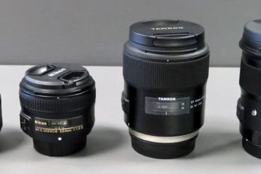 Fotokurs Technische Grundlagen von Kamera Objektiven