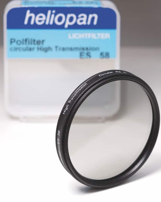 heliopan Polfilter