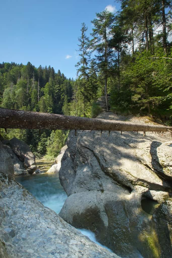 Objektiv-Filter: verbesserte Landschaftsaufnahmen