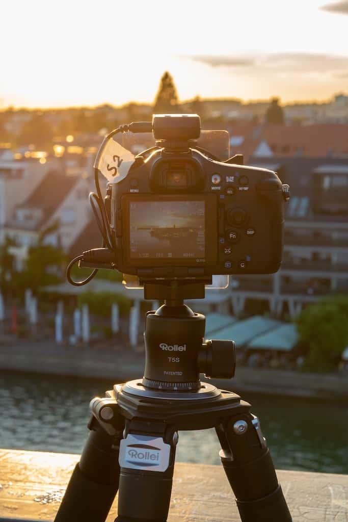 Kamera-Filter: die richtige Ausrüstung