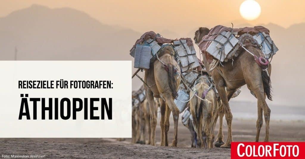 Reiseziele für Fotografen: Äthiopien