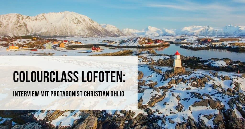 Videoreihe zum Farbmanagement: Interview mit Profi-Fotografen und Hauptakteur Christian Ohlig