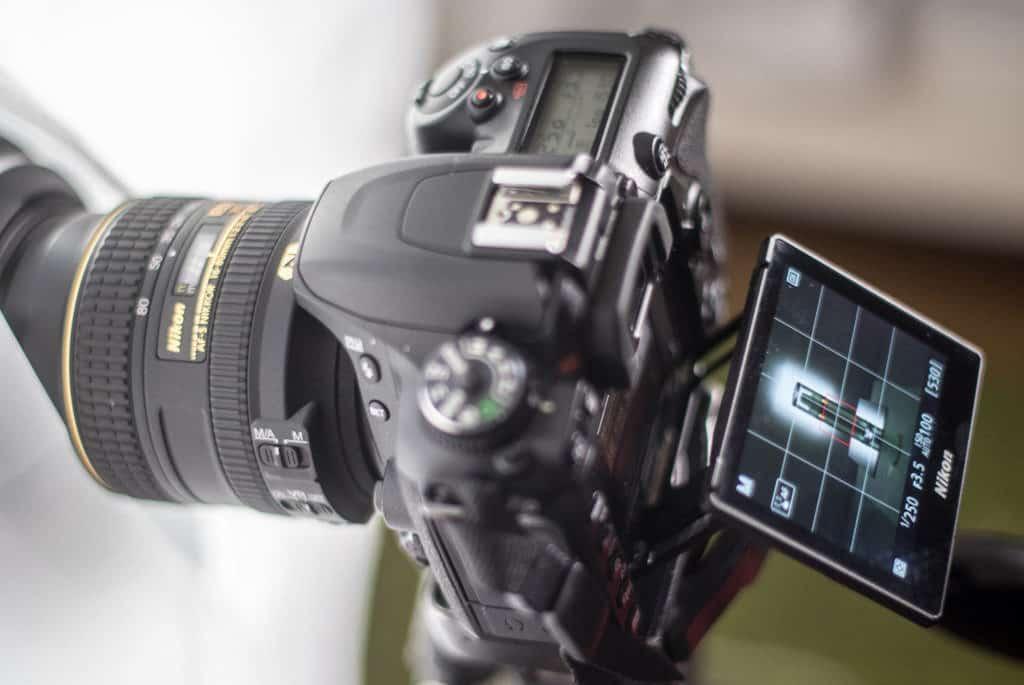 Kamera Nahaufnahme