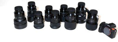 Fotokurs Objektivtypen