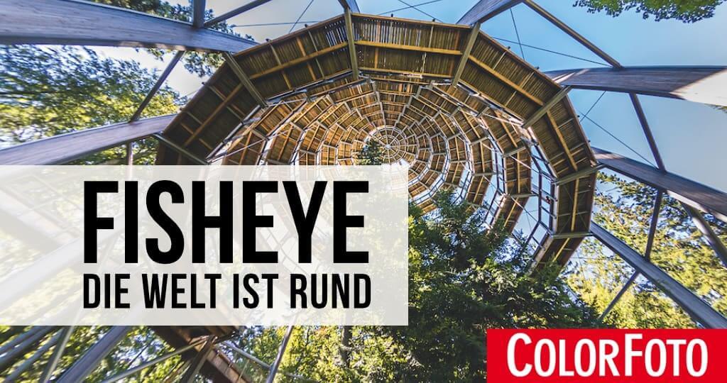 Fisheye: Die Welt ist rund