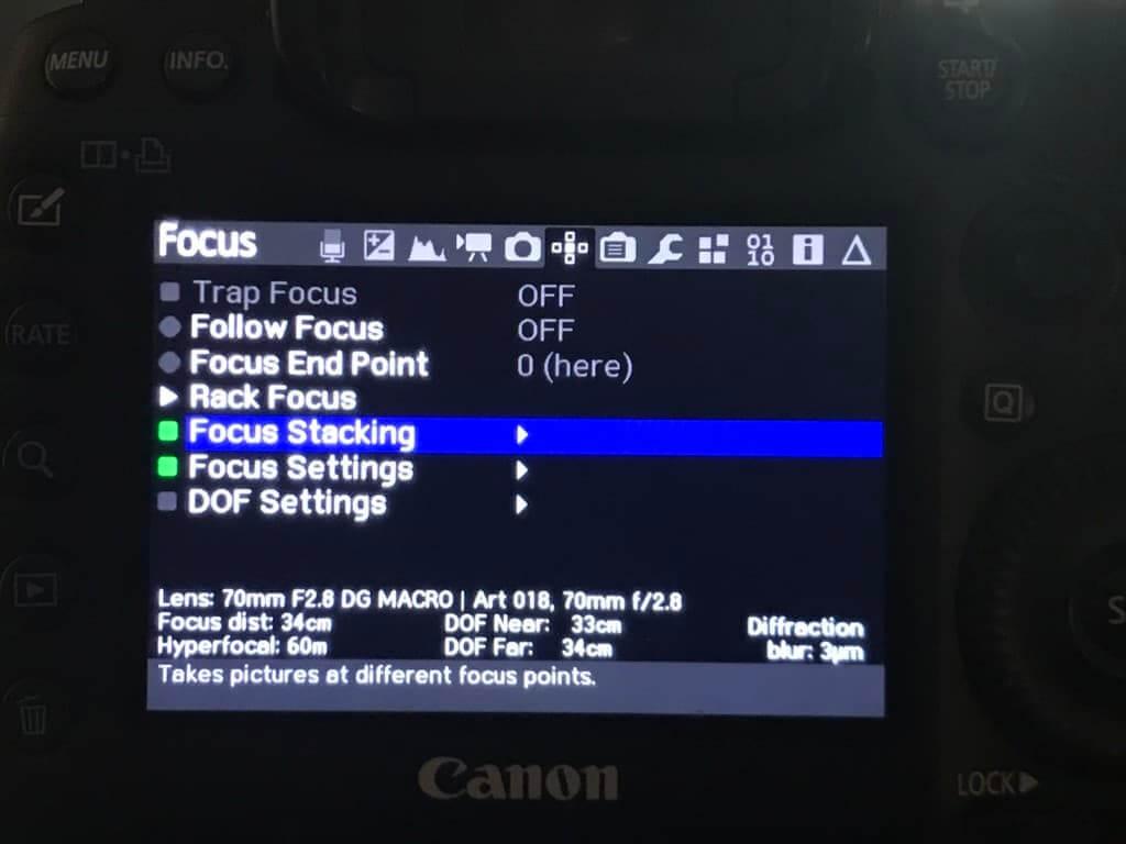 Makro – Schärfentiefe maximieren mit Automatik - fotocommunity
