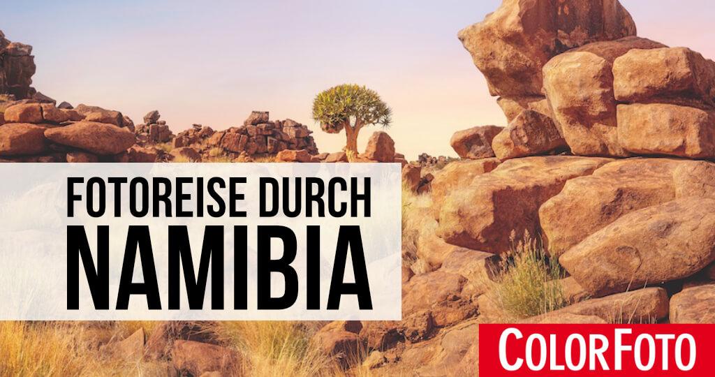Reisefotografie Namibia