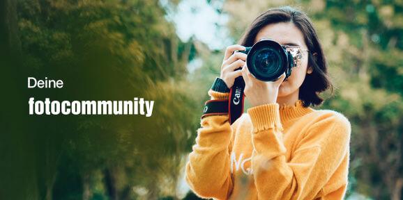 Fotografieren lernen: mit unseren Fotokursen und vom Feedback der fotocommunity