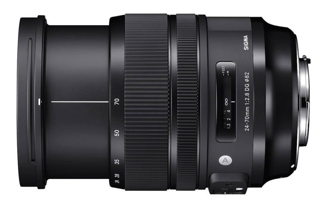 Kameraobjektiv Sigma 24-70 F/2.8 DG OS HSM | Art