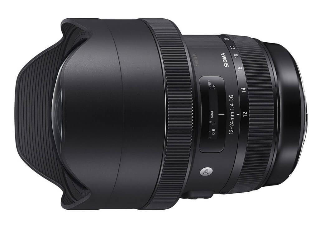 Kameraobjektiv SIGMA 12-24 F/4 DG HSM | Art