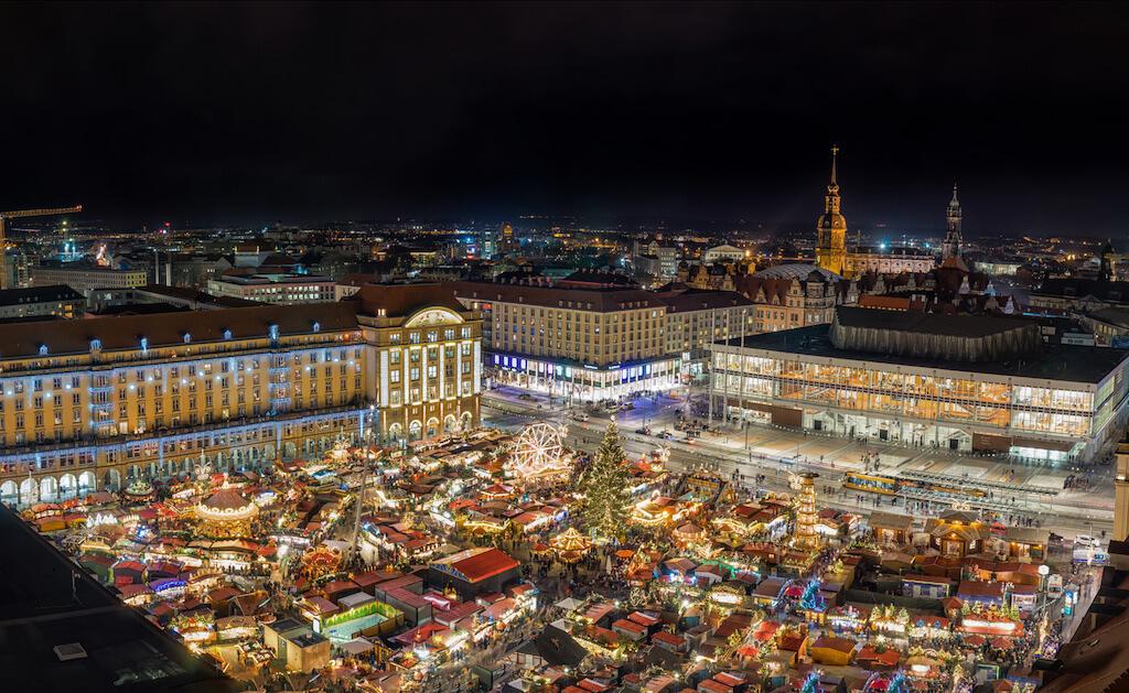 Dresdner Stritzelmarkt fotografieren