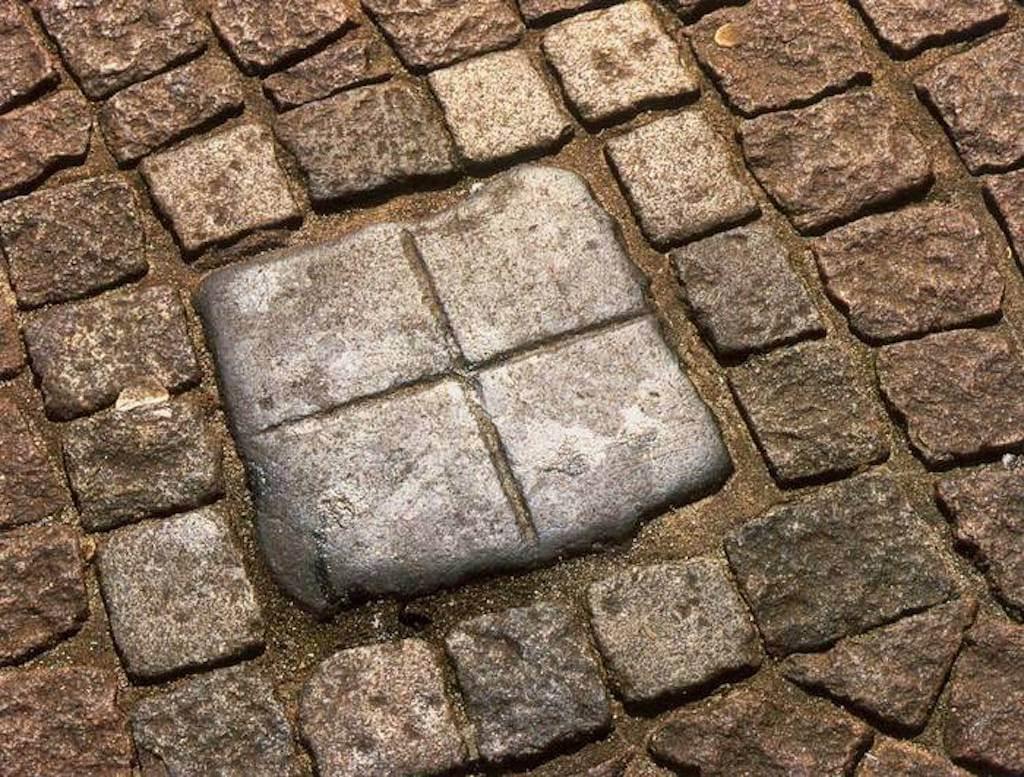 Spuckstein: Sehenswürdigkeit in Bremen
