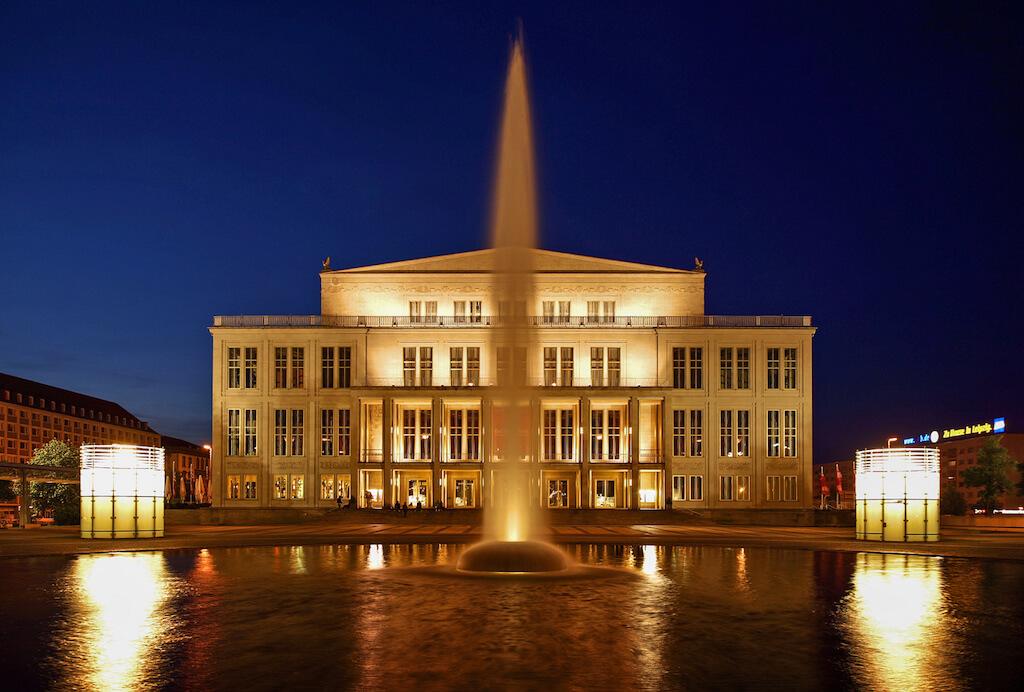 Oper in Leipzig