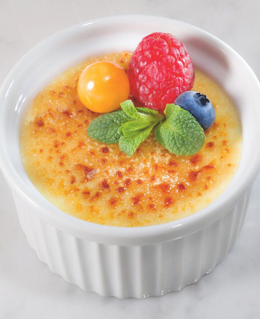 Desserts fotografieren