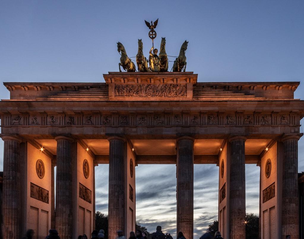 Brandenburger Tor in Berlin fotografieren
