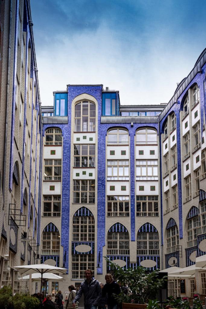 Hackesche Höfe in Berlin fotografieren