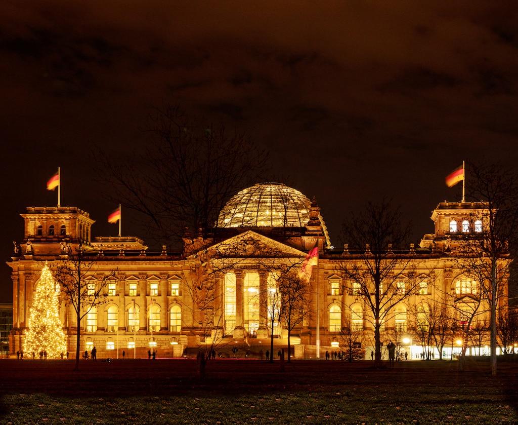Das Wahrzeichen Berlins: Reichstag fotografieren