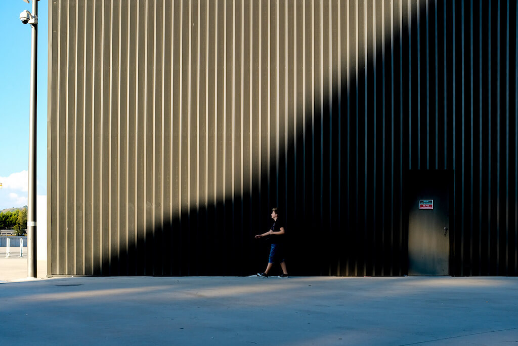 Moderne Architektur in Nizza: Die Allianz Arena