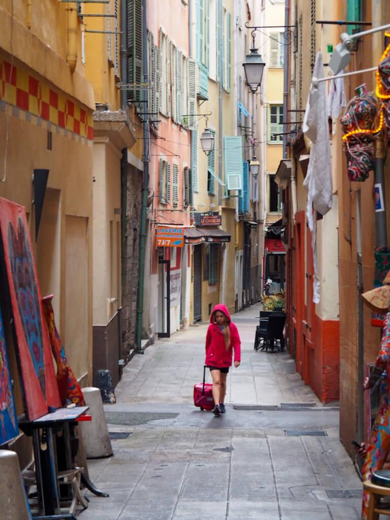 Streetfotografie in Nizza
