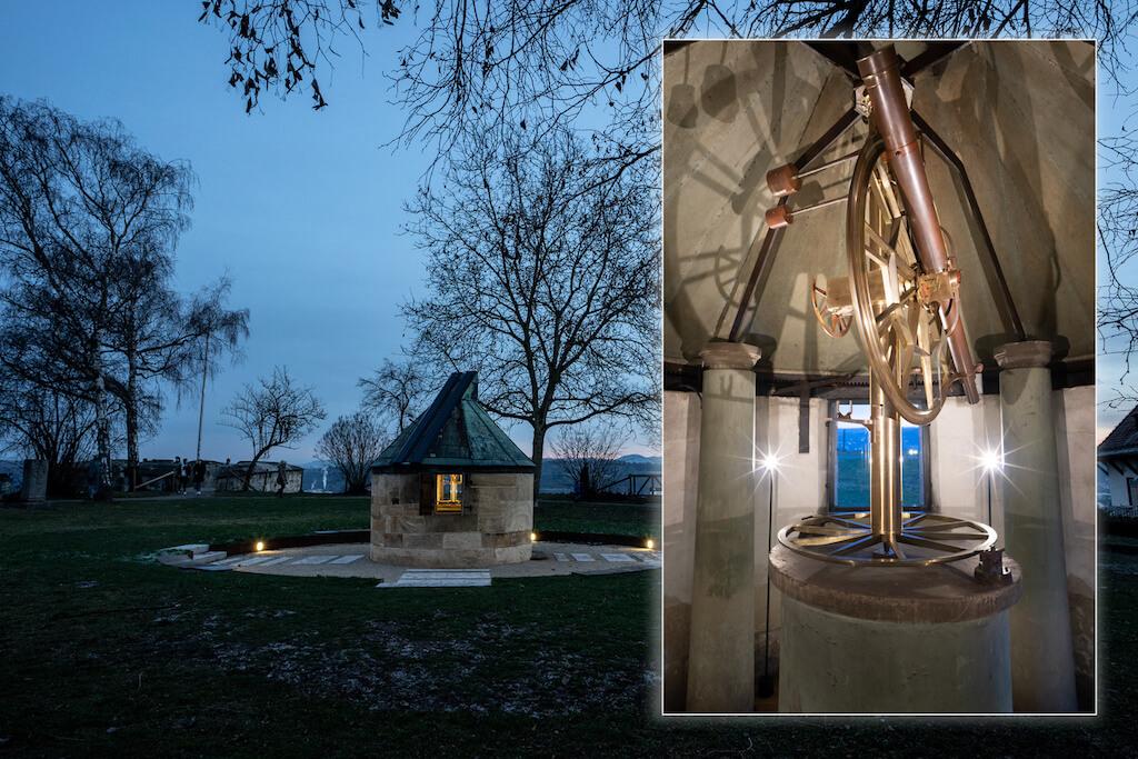 Astronomisches Observatorium in Tübingen