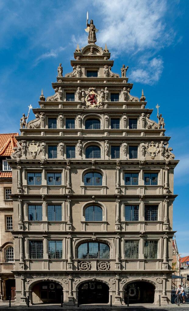Sehenswürdigkeiten in Braunschweig: Das Gewandhaus