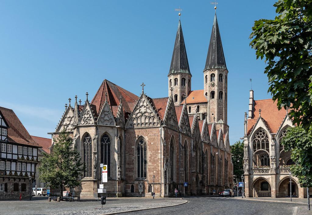 Martinikirche in Braunschweig fotografieren