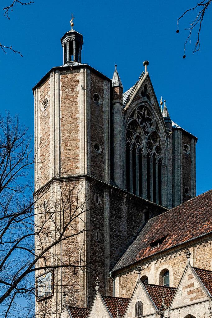 Sehenswürdigkeiten in Braunschweig fotografieren: Der Dom St. Blasii