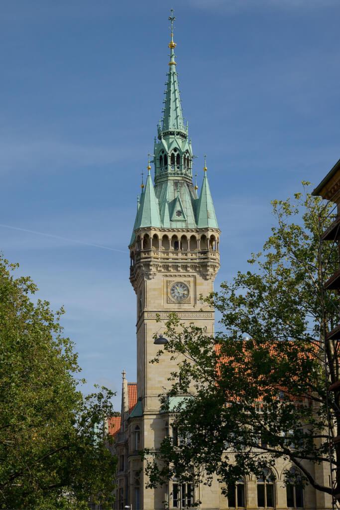 Fotolocations in Braunschweig: Das Rathaus