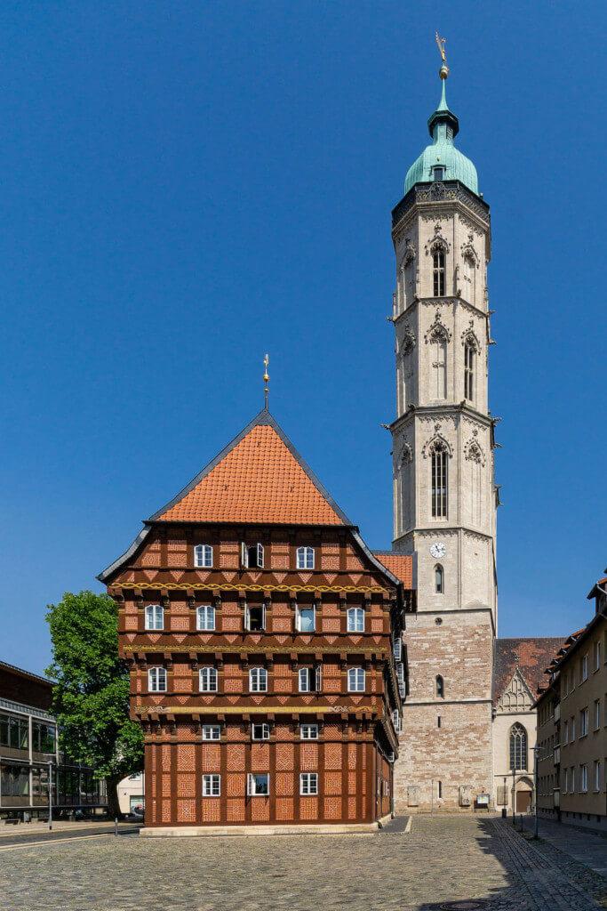 Architektur in Braunschweig fotografieren