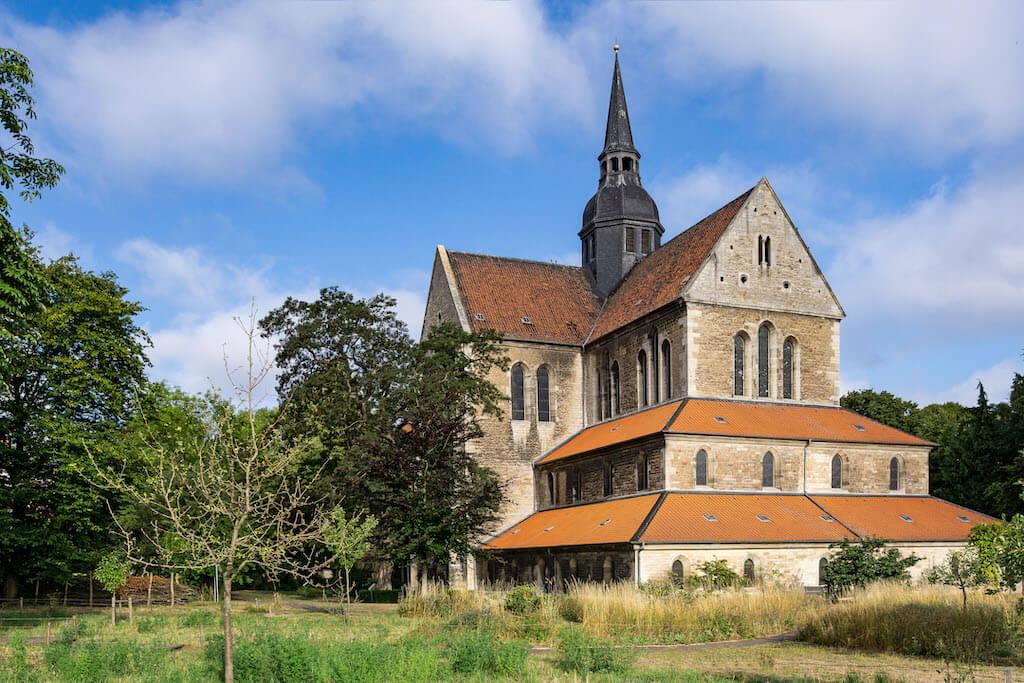 Sehenswürdigkeiten in Braunschweig fotografieren: St. Mariae
