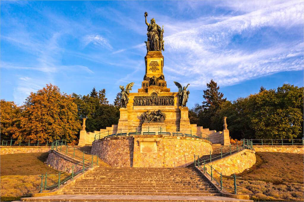 Denkmale in der Weinregion Rheingau fotografieren