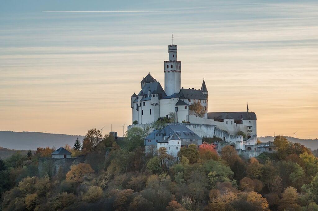 Motivinspiration für Fotografen: Marksburg bei Braubach