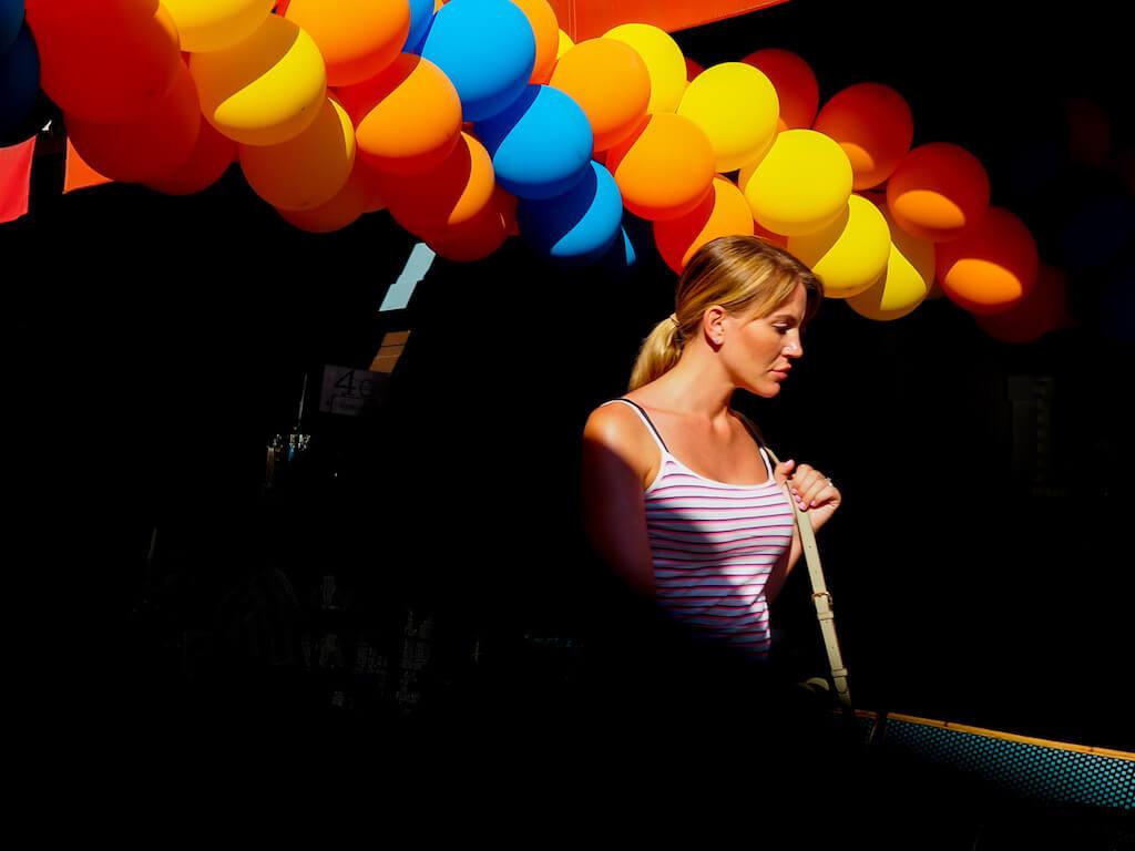 Fotografieren in der Altstadt von Nizza
