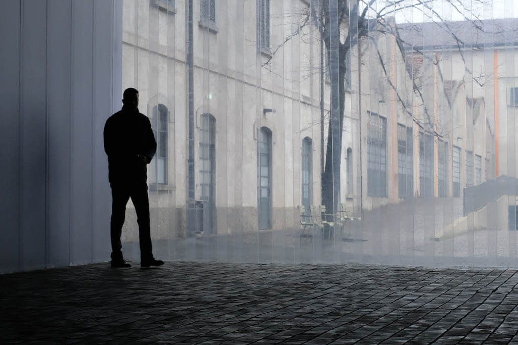 Fondazione Prada in Mailand fotografieren