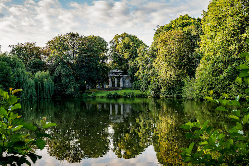 Parkanlagen in Braunschweig fotografieren
