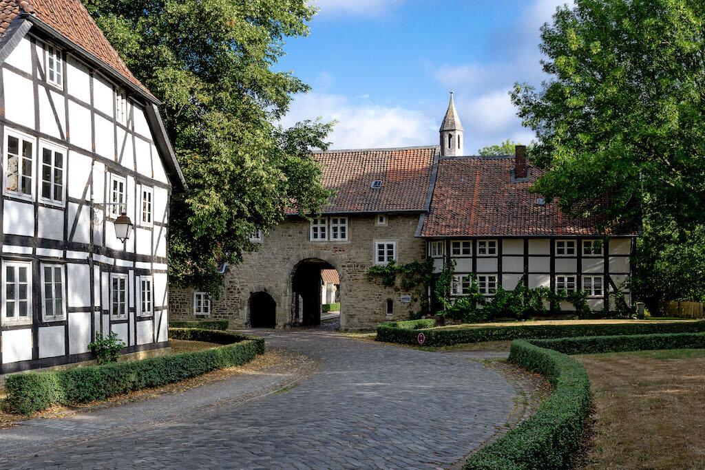 Sehenswürdigkeiten in Braunschweig fotografieren: Die Klosteranlage