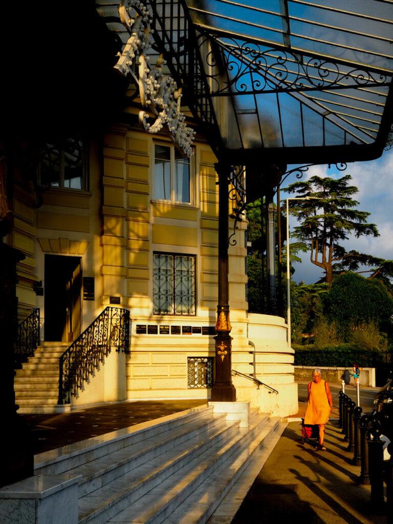 Fotolocation in Nizza: Königin Viktoria Palast