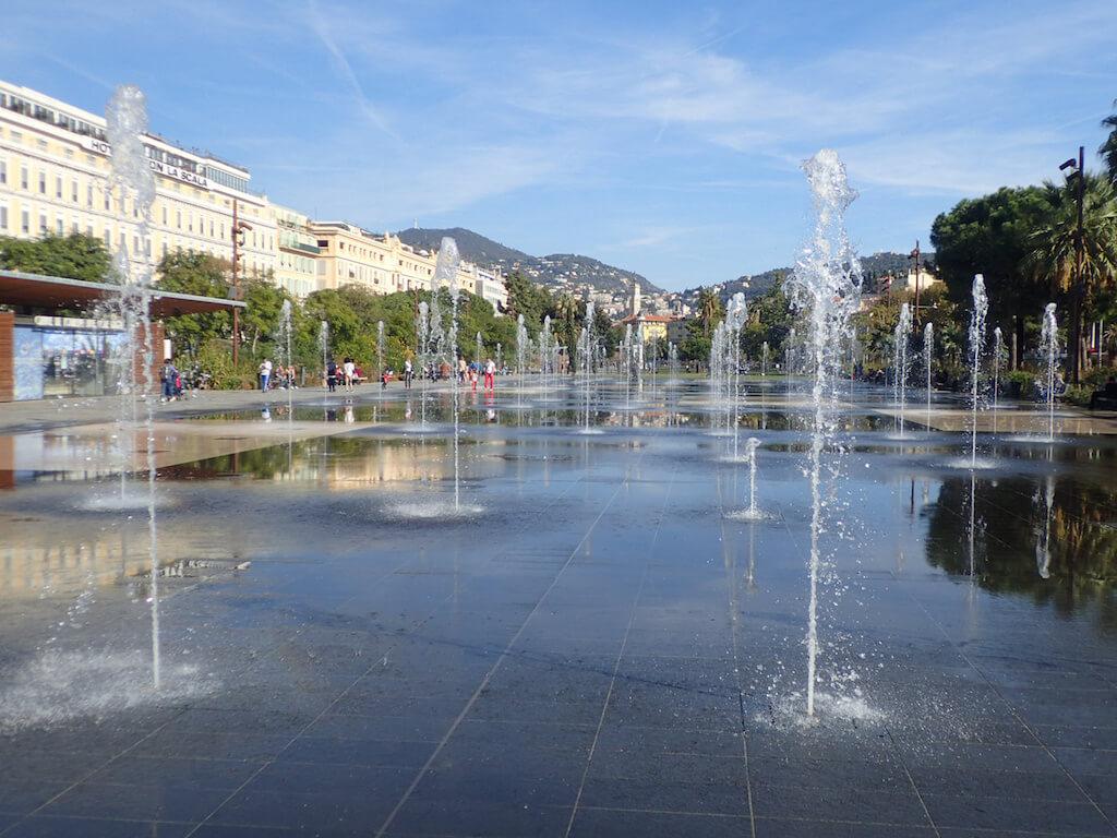 La Coulée Verte in Nizza
