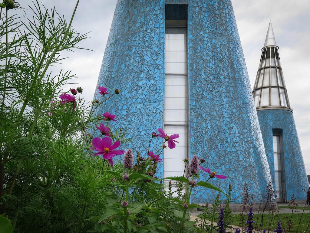 Sehenswürdigkeiten in Bonn fotografieren: die Bundeskunsthalle