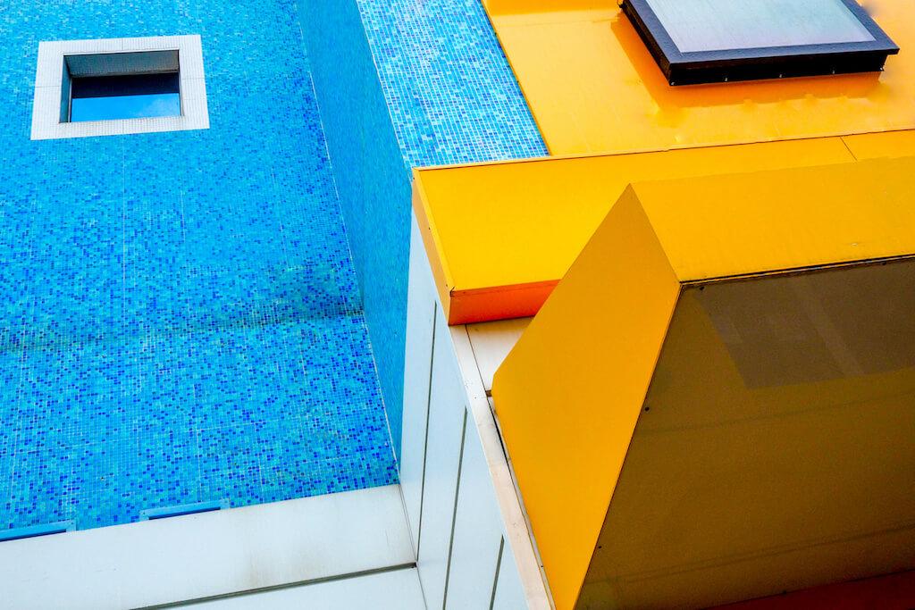 Architekturfotografie in Nizza