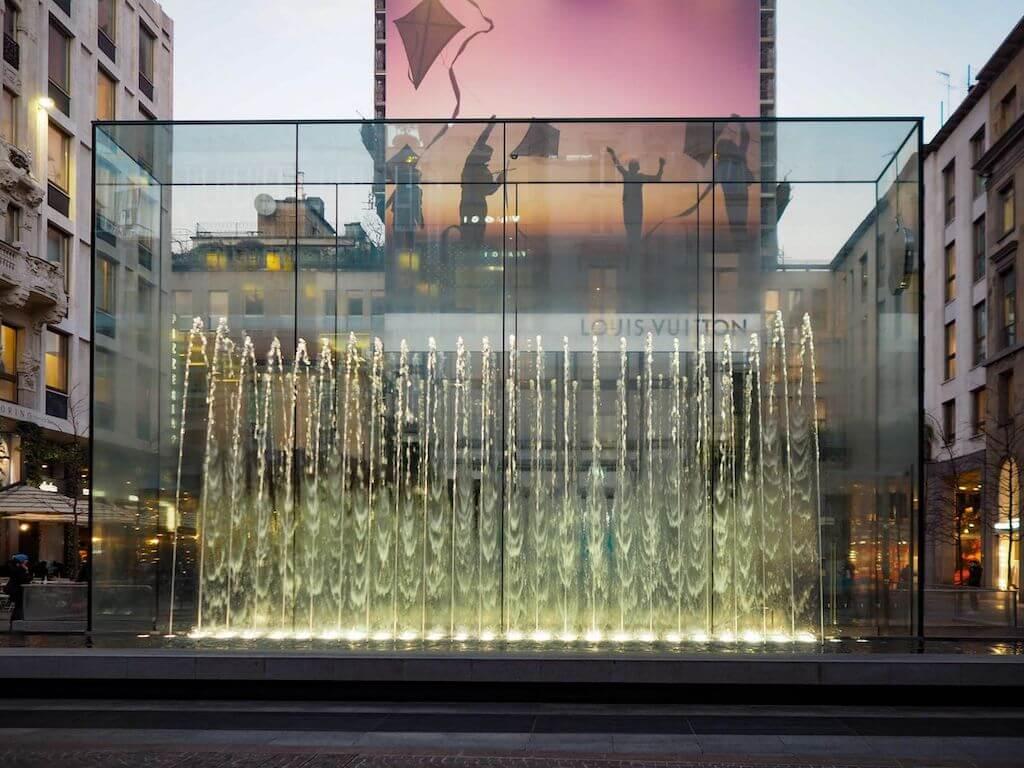 Modernes Mailand fotografieren